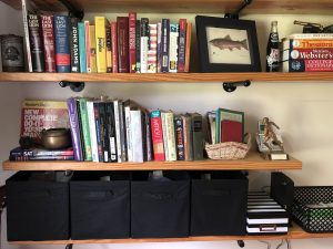 Home Office Shelves